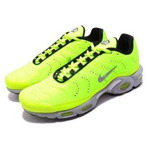 Nike Air Max Plus PRM Mens Running Shoes Volt